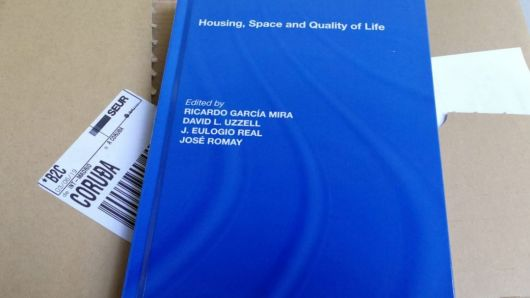 "Reedición del libro ""Housing, Space and Quality of Life"" por Routledge"