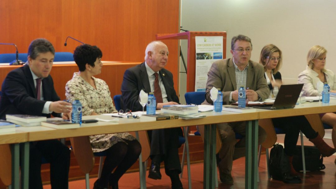 "Seminar On ""Universities In Transition To Sustainability"" (LOCAW Project Results) 1/1"